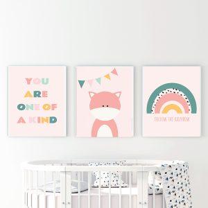 פריטים לחדר ילדים ותינוקות