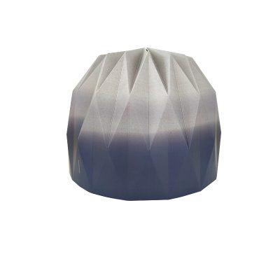 מנורות לחדר ילדים - אהיל אוריגמי אומרה כחול