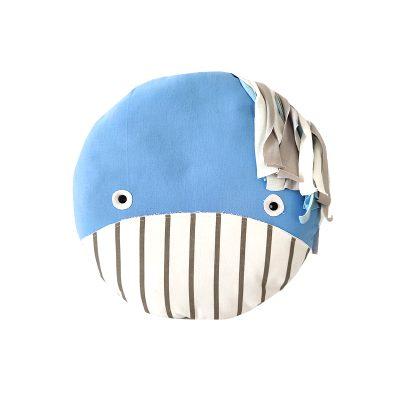 כריות נוי לילדים - כרית לואי הלוויתן