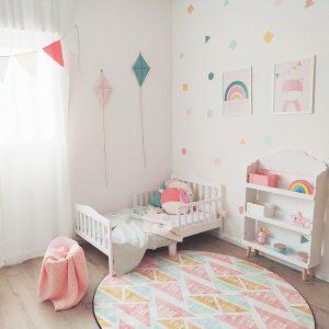 שטיח עגול לילדים
