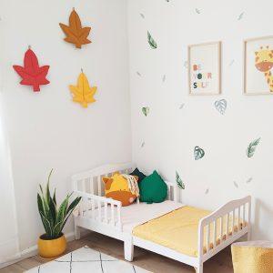 עיצוב חדר ילדים - חדר ילדים טבע