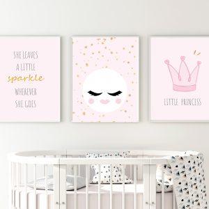 פרינטים לחדרי ילדים ותינוקות