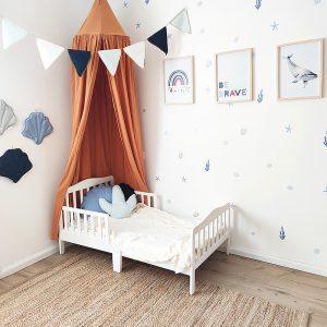ערכה לעיצוב חדר ילדים ים