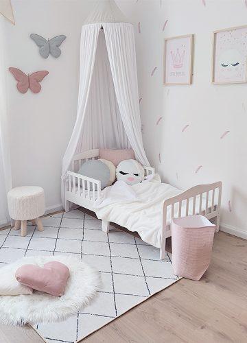 עיצוב קירות בחדרי ילדים