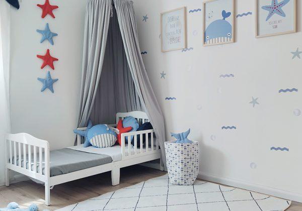 8 טיפים לעיצוב מדויק של חדר הילדים